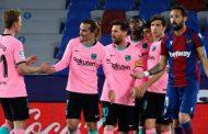 برشلونة يواصل إهدار النقاط
