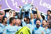 مانشستر سيتي ينتزع لقب الدوري الإنجليزي