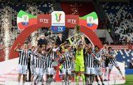 يوفنتوس يتوج بكأس إيطاليا