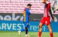 برشلونة يسقط في فخ التعادل أمام أتلتيكو مدريد