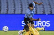الأوروغواي تهدر نقطتين أمام باراغواي في تصفيات كأس العالم