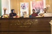 توقيع كتاب صفحة من قلبي في مركز رشيد كرامي في طرابلس