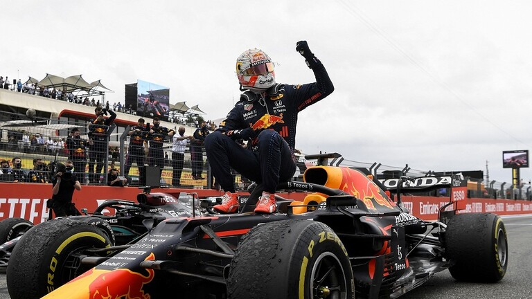 فرستابن يفوز بسباق النمسا للفورمولا 1