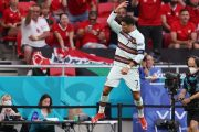 رونالدو يقود البرتغال للفوز على هنغاريا بثلاثية نظيفة
