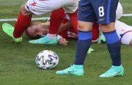 استقرار حالة اللاعب كريستيان إريكسن بعد إنعاشه