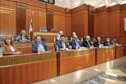 خطة الترشيد والبطاقة التمويلية أمام لجنة الأشغال