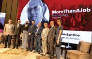 منتدى عن مشروع MoreThanAJob لتعزيز الاقتصاد التضامني الاجتماعي