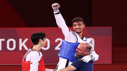 أولمبياد طوكيو 2021.. التونسي الجندوبي يضمن أول ميدالية عربية