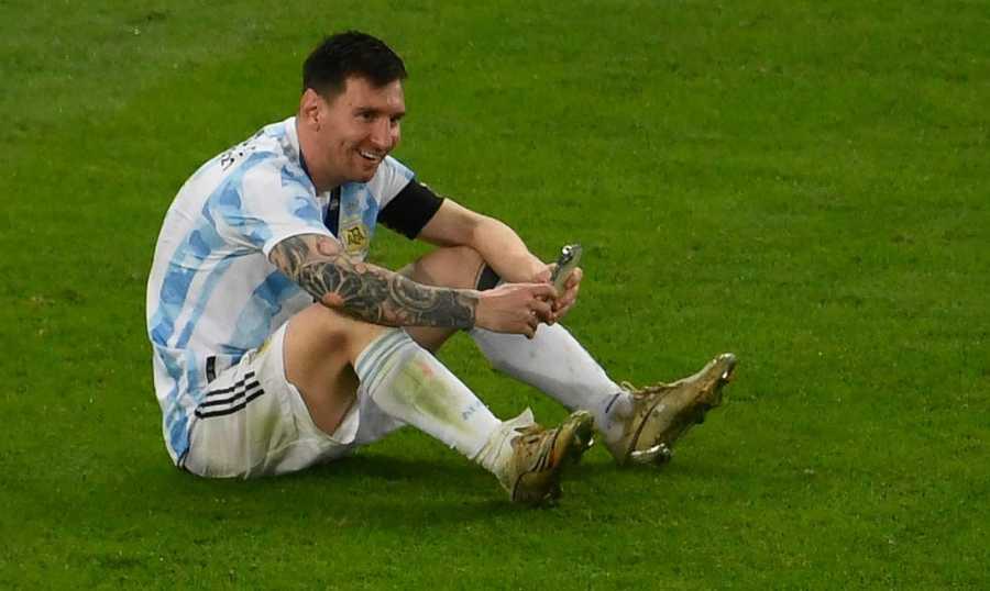 مدرب الأرجنتين: ميسي لعب النهائي وهو مصاب