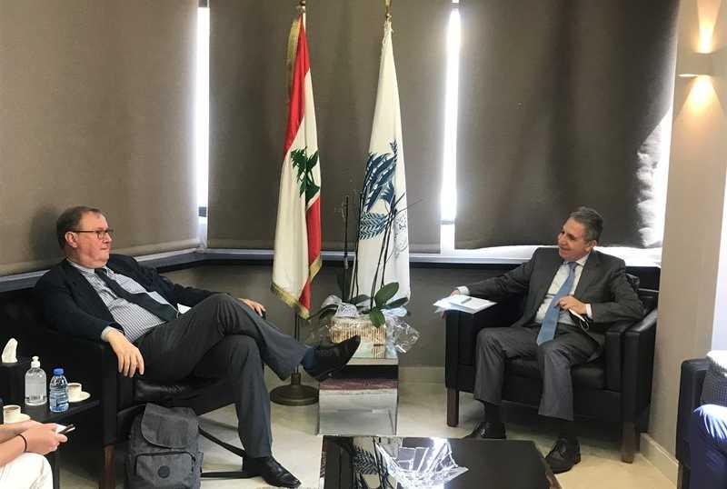 دوكان يلتقي وزني ورئيس المجلس الاقتصادي
