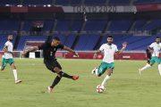 طوكيو 2020.. ألمانيا تهزم السعودية بـ10 لاعبين في مسابقة كرة القدم