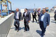 سفير مصر: شركة المقاولين العرب تفوز بمناقصة تطوير ميناء طرابلس