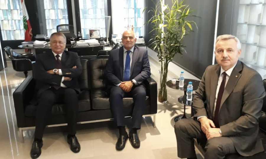تعزيز التعاون بين لبنان ومالدوفا على مستوى القطاع الخاص