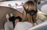 سيارة مرسيدس ذكية تقرأ الأفكار!