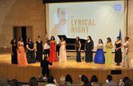 ليلة غنائية لطلاب الموسيقى في جامعة الروح القدس