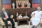 شقير إلى سلطنة عمان الشهر المقبل على رأس وفد من الهيئات