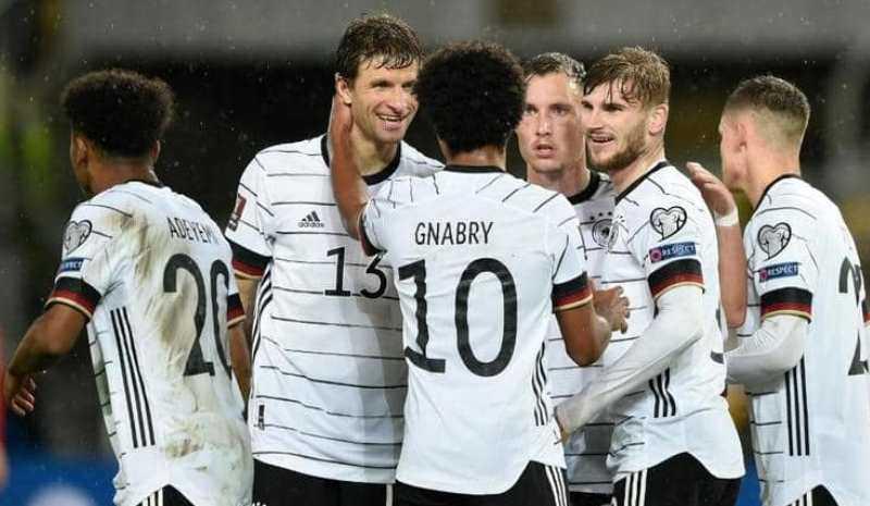 منتخب ألمانيا أول المتأهلين إلى نهائيات مونديال 2022