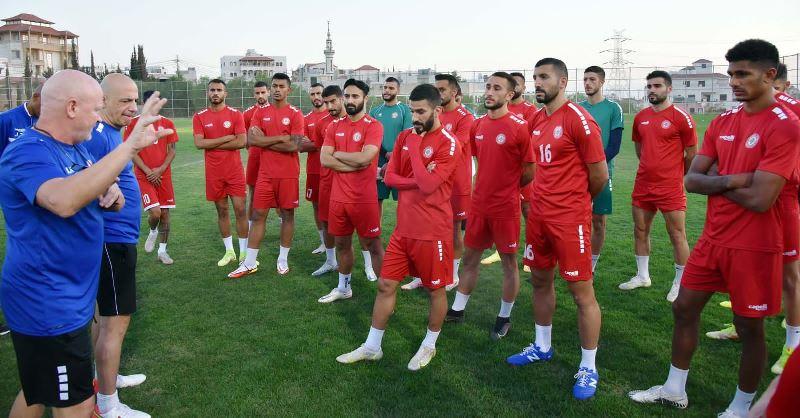 الفوز يضمن لبنان وسوريا الأمل في المشوار المونديالي