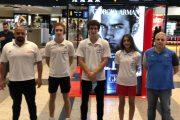 منتخب لبنان للسباحة يشارك في البطولة العربية التي تستضيفها أبو ظبي