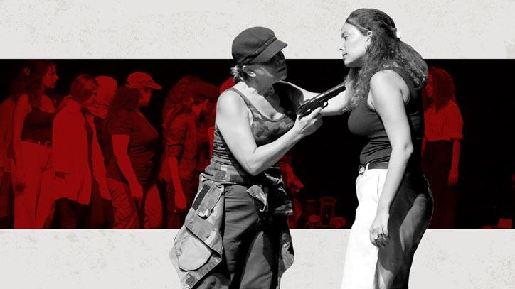 كفى تؤرشف الحرب الأهلية كما روتها النساء عبر مسرحية بقي حدا يخبر