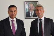 تعزيز علاقات التعاون في مجال الطاقة بين فياض وسفير العراق
